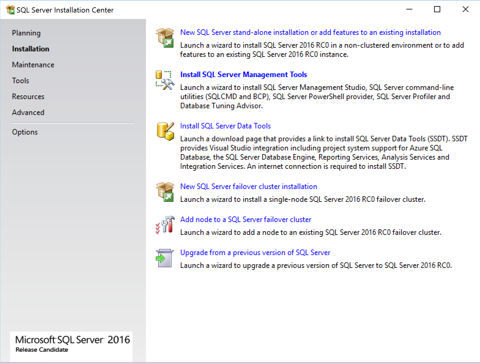 sql server management studio download and install